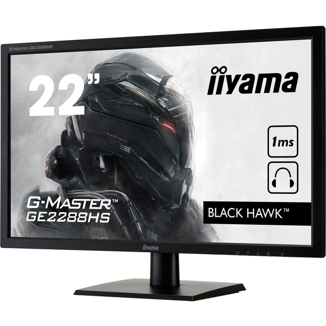 iiyama G-MASTER GE2288HS-B1 21.5inch LED Monitor