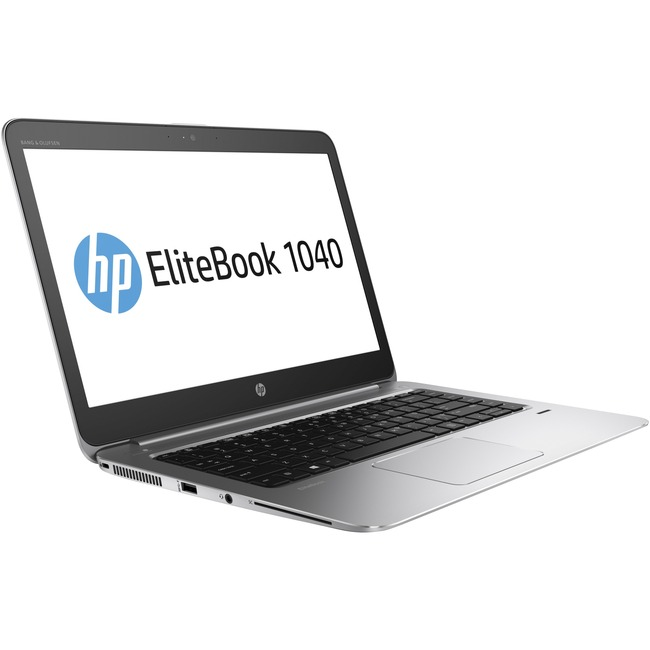 "HP EliteBook 1040 G3 14"" Notebook - Intel Core i5 (6th Gen) i5-6300U Dual-core (2 Core) 2.40 GHz - 8 GB DDR4 SDRAM - 128"