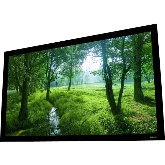 ELUNEVISION 120IN HD NANOEDGE FIXED FRAME PROJECTION SCREEN