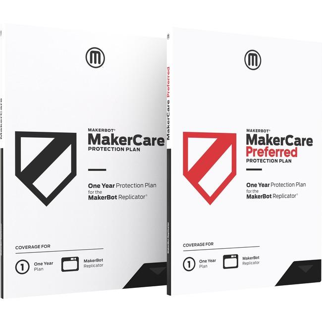 MakerBot 3Yr Makercare for Replicator