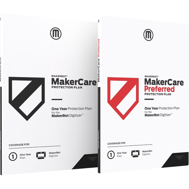 MakerBot 3Yr Makercare for MB Digitizer