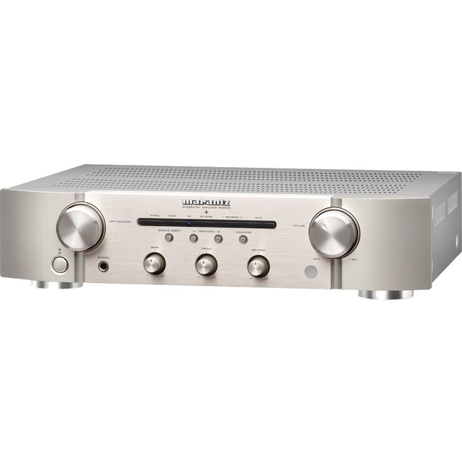 Marantz PM5005 Integrated Amplifier | Product overview