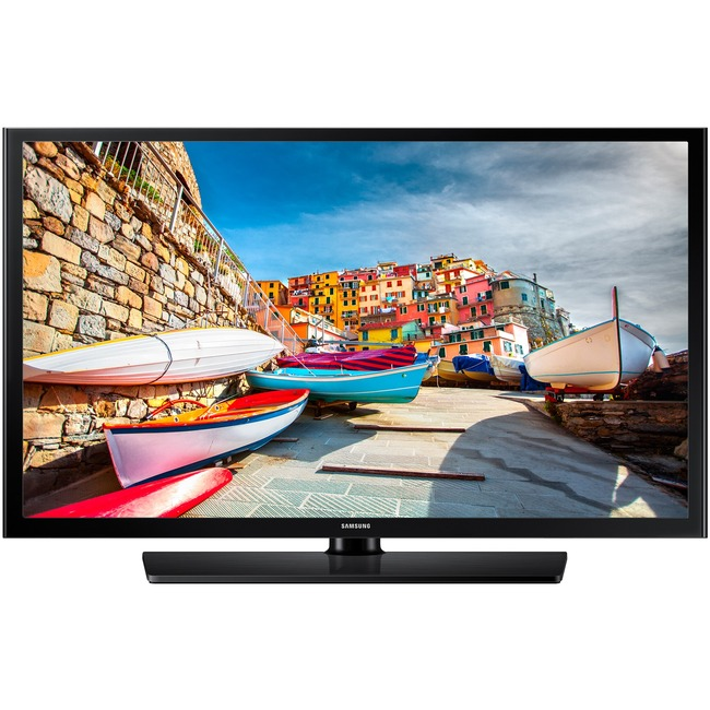 "Samsung 470 HG43NE470SF 43"" 1080p LED-LCD TV - 16:9 - HDTV 1080p - Black"
