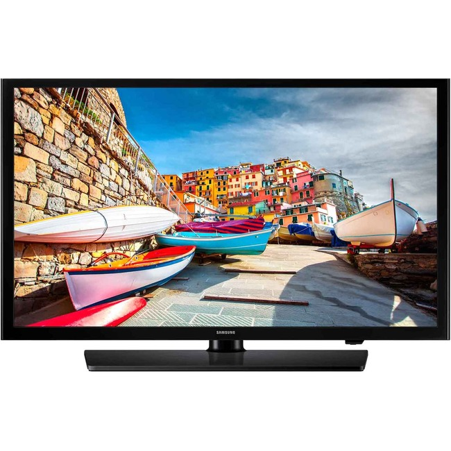"Samsung 477 HG43NE477SF 43"" 1080p LED-LCD TV - 16:9 - HDTV 1080p - Black"