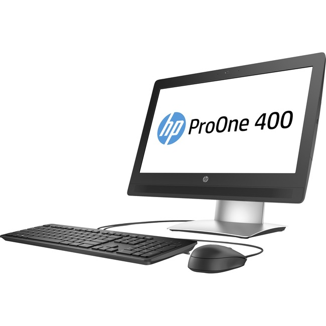 HP Business Desktop ProOne 400 G2 All-in-One Computer - Intel Pentium G4400 3.30 GHz - Desktop
