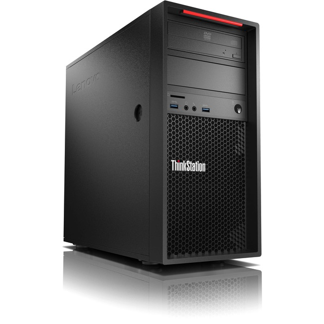 Lenovo ThinkStation P310 30AT005KUS Workstation - 1 x Intel Core i5 (6th Gen) i5-6500 Quad-core (4 Core) 3.20 GHz - Rave