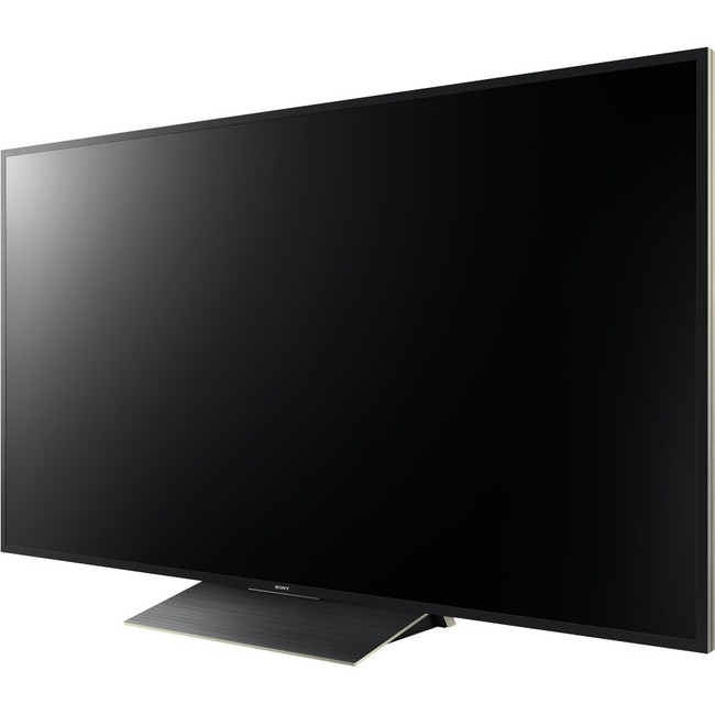 "Sony BRAVIA XBR Z9D XBR-100Z9D 100"" 3D 2160p LED-LCD TV - 16:9 - 4K UHDTV - Black Slate"