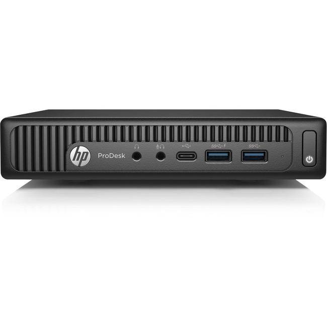 HP Business Desktop ProDesk 600 G2 Desktop Computer - Intel Core i5 (6th Gen) i5-6500T 2.50 GHz - 8 GB DDR4 SDRAM - 500