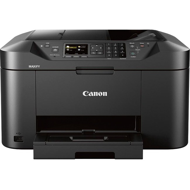 Canon MAXIFY MB2120 Inkjet Multifunction Printer - Color - Plain Paper Print - Desktop