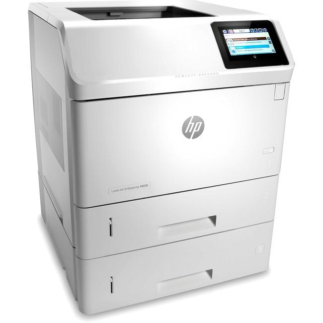 HP LaserJet M606X Laser Printer - Monochrome - 1200 x 1200 dpi Print - Plain Paper Print - Desktop