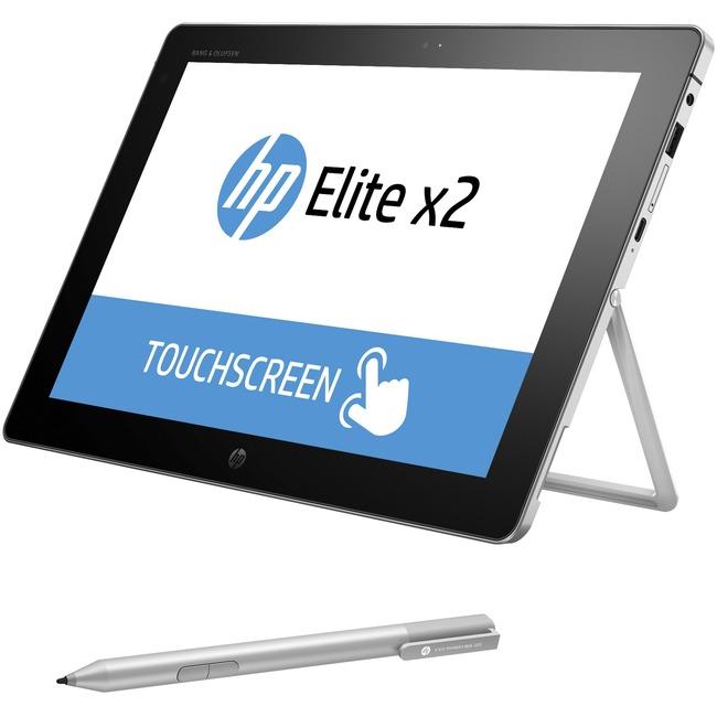 "HP Elite x2 1012 G1 Tablet - 12"" - 8 GB LPDDR3 - Intel Core M (6th Gen) m7-6Y75 Dual-core (2 Core) 1.20 GHz - 512 GB SSD"