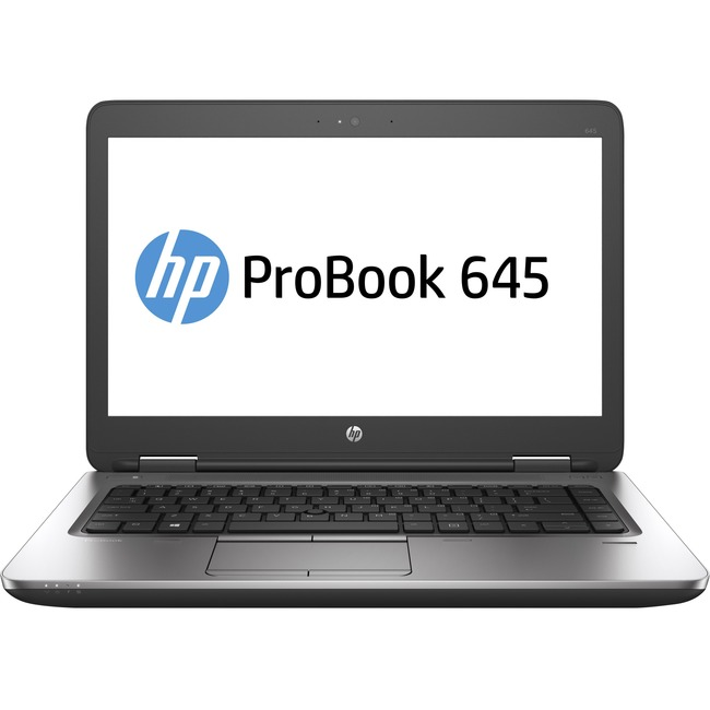 "HP ProBook 645 G2 14"" Notebook - AMD A-Series A10-8700B Quad-core (4 Core) 1.80 GHz"