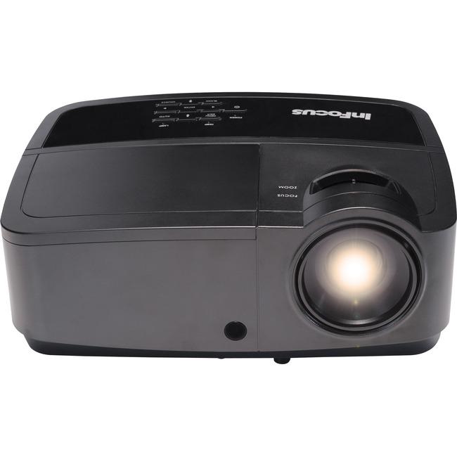 InFocus IN2128HDx 3D Ready DLP Projector | 1080p | HDTV | 16:9