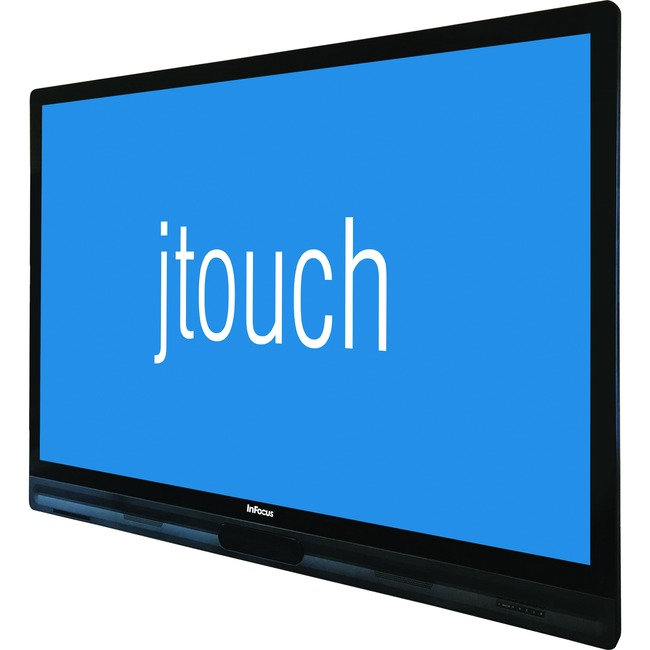 "InFocus JTouch INF6500e 65"" Direct LED LCD Touchscreen Monitor - 16:9 - 8 ms"