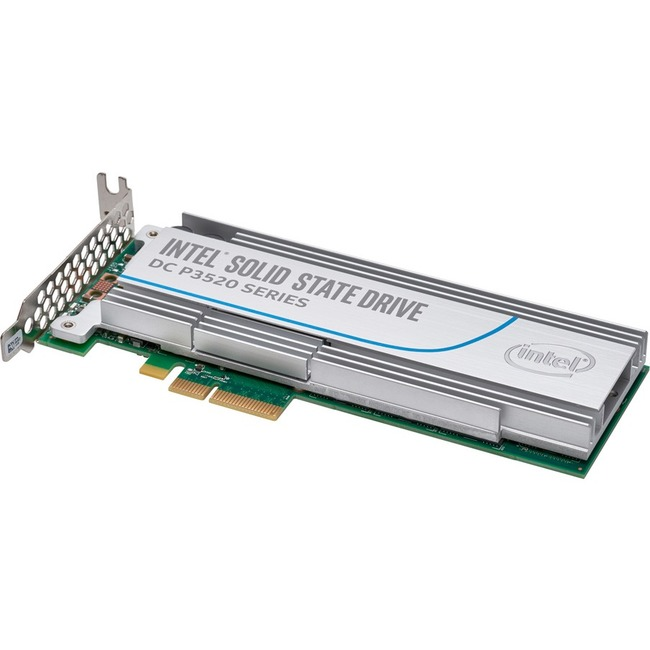 Intel DC P3520 2 TB Internal Solid State Drive - PCI Express - Plug-in Card