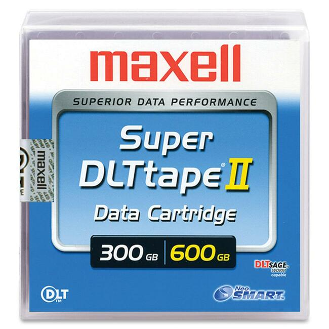 Maxell Super DLTtape II Tape Cartridge