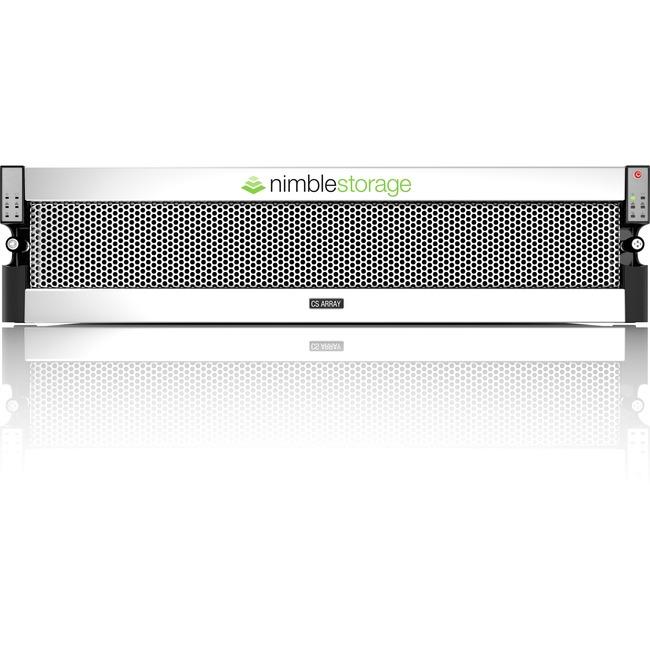 FIO CS5000 DUAL 16GBFC ONLY 21X6TB 3X192
