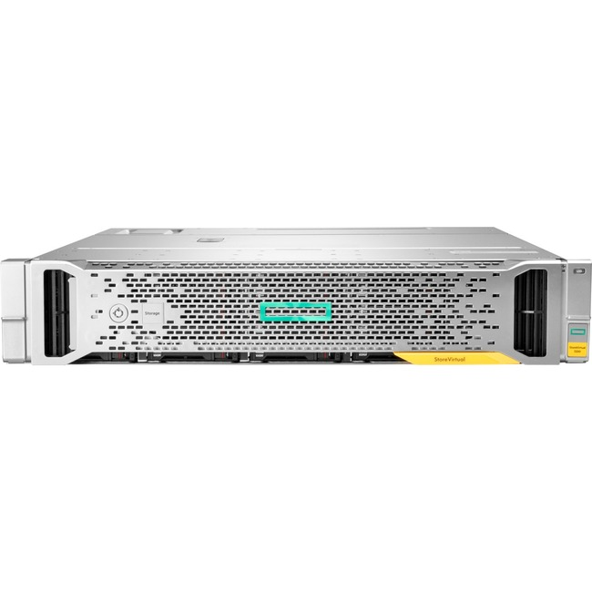 HPE StoreVirtual 3200 4-port 1GbE iSCSI LFF Storage