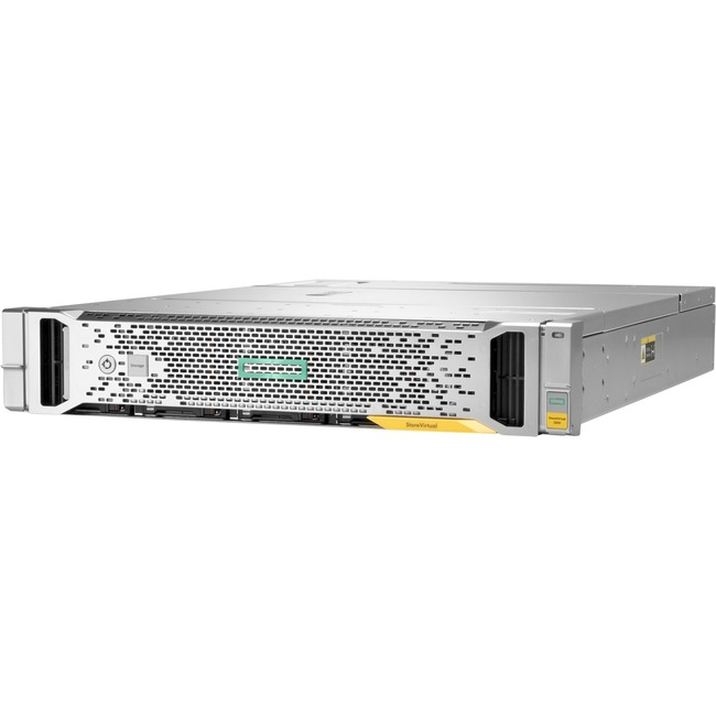 HPE StoreVirtual 3200 4-port 1GbE iSCSI 600GB SFF Storage Bundle/S-Buy