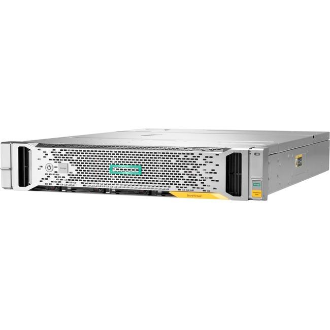 HPE StoreVirtual 3200 4-port 8Gb FC 900GB SFF Storage Bundle/S-Buy