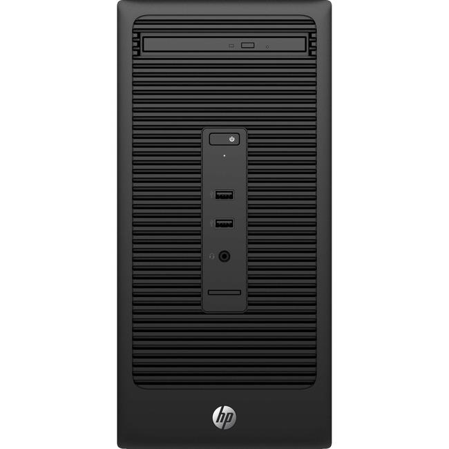 HP Business Desktop 280 G2 Desktop Computer - Intel Core i5 (6th Gen) i5-6500 3.20 GHz - Micro Tower