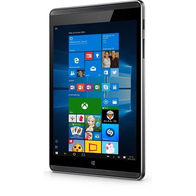 "HP Pro Tablet 608 G1 64 GB Tablet - 7.9"" - BrightView - Wireless LAN - Intel Atom x5 x5-Z8550 Quad-core (4 Core) 1.44 GH"