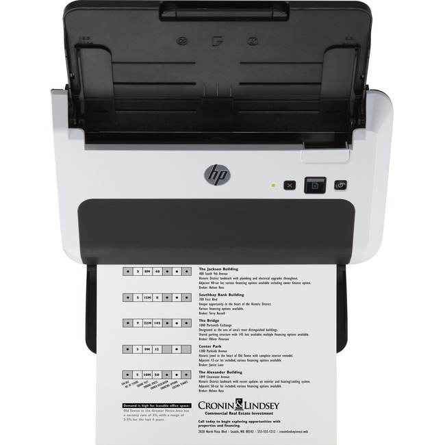HP ScanJet Pro 3000 s3 Sheetfed Scanner - 600 dpi Optical