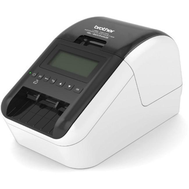 Brother QL820NWB Direct Thermal Printer - Monochrome - Label Print