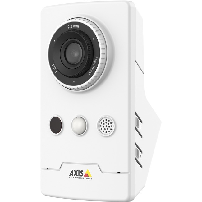 AXIS M1065-L Network Camera - Colour - 1920 x 1080 - Cable - Cube, Corner Mount, Wall Mount