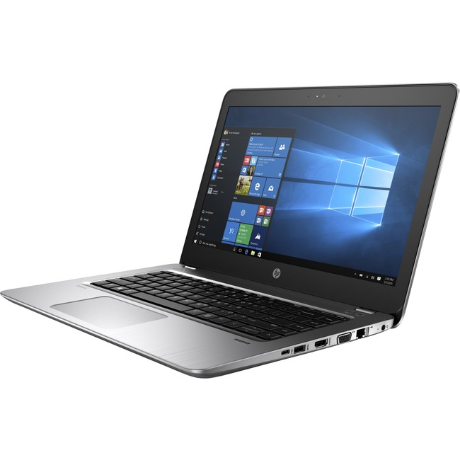 "HP ProBook 440 G4 14"" 16:9 Notebook - 1366 x 768 - Intel Core i3 (7th Gen) i3-7100U Dual-core (2 Core) 2.40 GHz - 4 GB D"