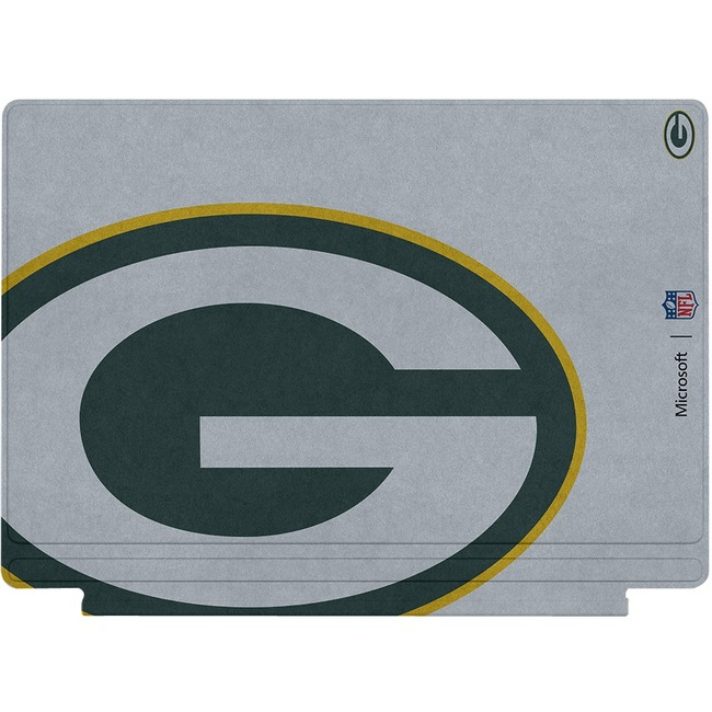 MICROSOFT - SURFACE ACCESSORIES SP4 TYPE COVER SC GREEN BAY PACKERS