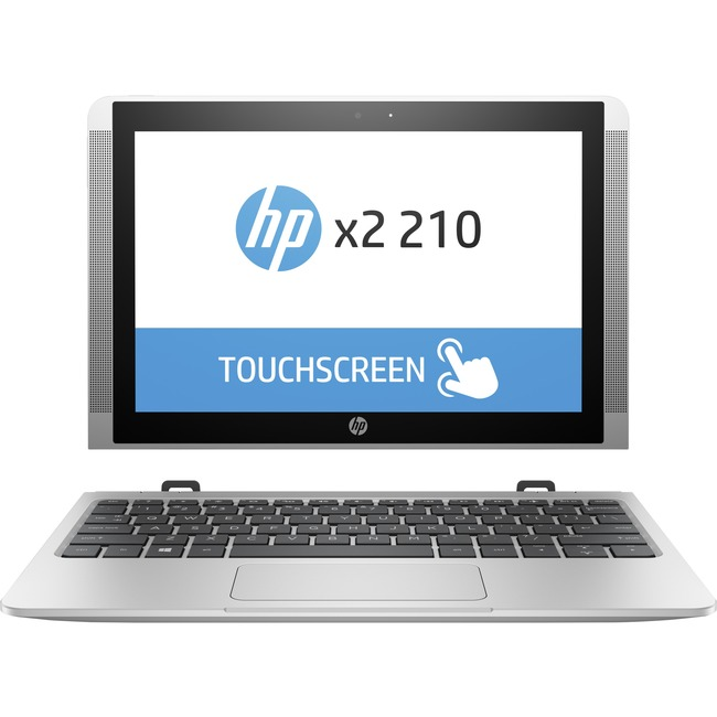 "HP x2 210 G2 10.1"" Touchscreen 2 in 1 Netbook 