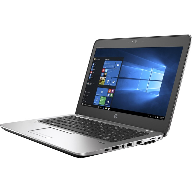 """HP EliteBook 820 G3 12.5"""" Notebook - Intel Core i7 (6th Gen) i7-6600U Dual-core (2 Core) 2.60 GHz - 8 GB DDR4 SDRAM - 25"""