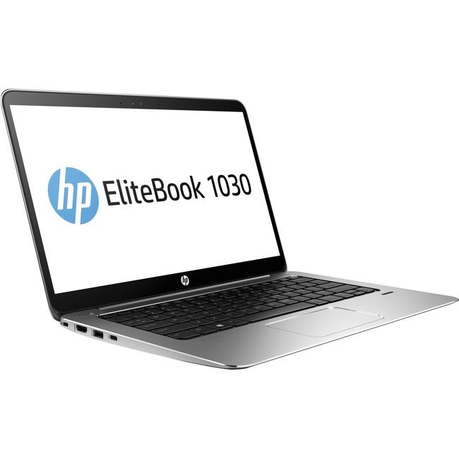 "HP EliteBook 1030 G1 13.3"" 16:9 Notebook - 1920 x 1080 - Intel Core M (6th Gen) m5-6Y54 Dual-core (2 Core) 1.10 GHz - 25"