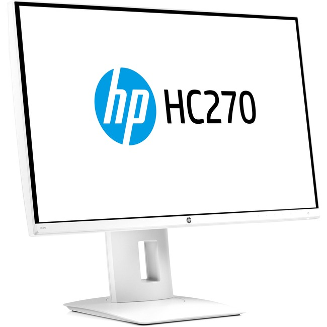 "HP Business HC270 27"" WLED LCD Monitor - 16:9 - 14 ms"