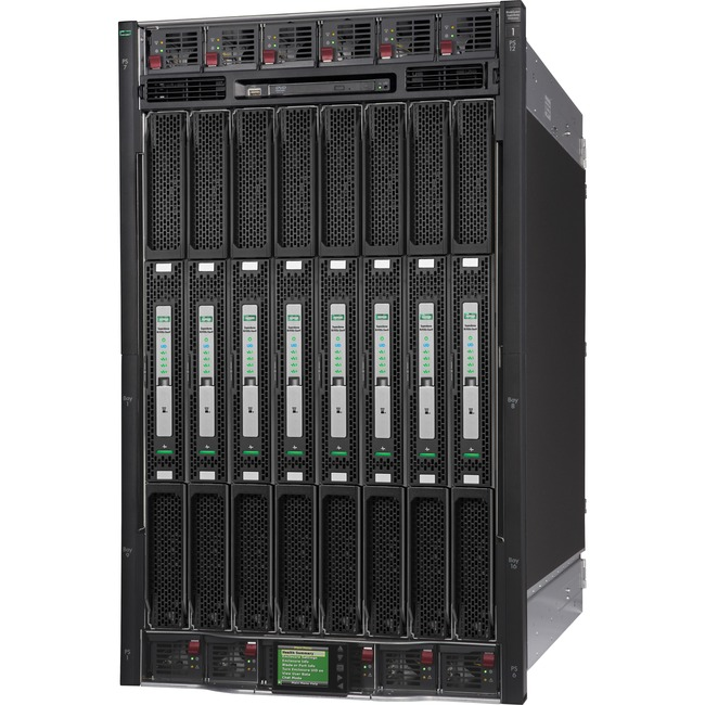 HP Integrity Superdome X BL920s G9 Blade Server - Intel Xeon E7-8855 v4 Tetradeca-core (14 Core) 2.10 GHz DDR4 SDRAM
