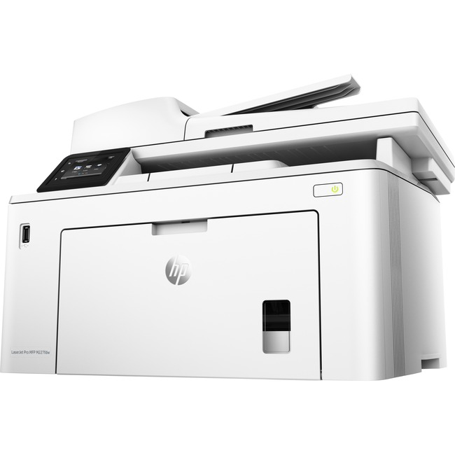 HP LaserJet Pro M227fdw Laser Multifunction Printer - Monochrome - Plain Paper Print - Desktop