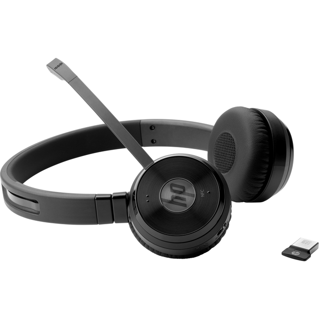 HP UC Wireless Duo Headset(W3K09UT)