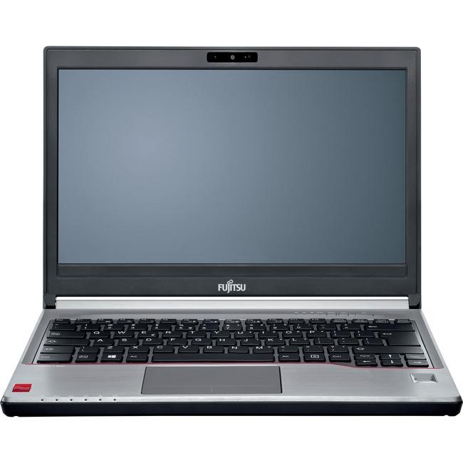 Fujitsu LIFEBOOK E746 35.6 cm 14inch LCD Notebook - Intel Core i7 6th Gen i7-6500U Dual-core 2 Core 2.50 GHz - 8 GB DDR4 SDRAM - 256 GB SSD - Windows 10 Pro 64-bi