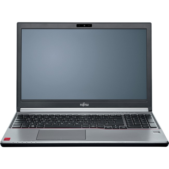 Fujitsu LIFEBOOK E756 39.6 cm 15.6inch LCD Notebook - Intel Core i7 6th Gen i7-6600U Dual-core 2 Core 2.60 GHz - 16 GB DDR4 SDRAM - 512 GB SSD - Windows 10 Pro 64