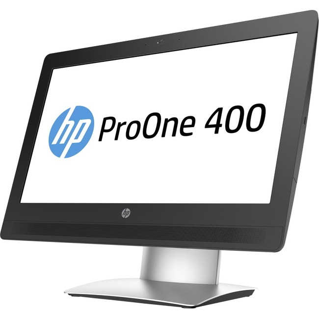 HP Business Desktop ProOne 400 G2 All-in-One Computer - Intel Core i5 (6th Gen) i5-6600T 2.70 GHz - 4 GB DDR4 SDRAM - 12