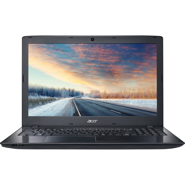 "Acer TravelMate P259-M TMP259-M-3383 15.6"" LCD 16:9 Notebook - 1366 x 768 - ComfyView - Intel Core i3 i3-6100U Dual-core"