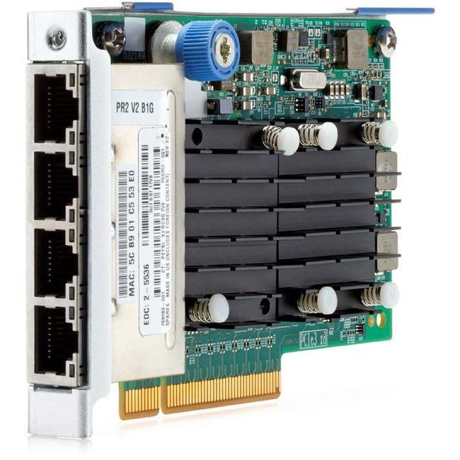 HP FlexFabric 10Gb 4-Port 536FLR-T Adapter