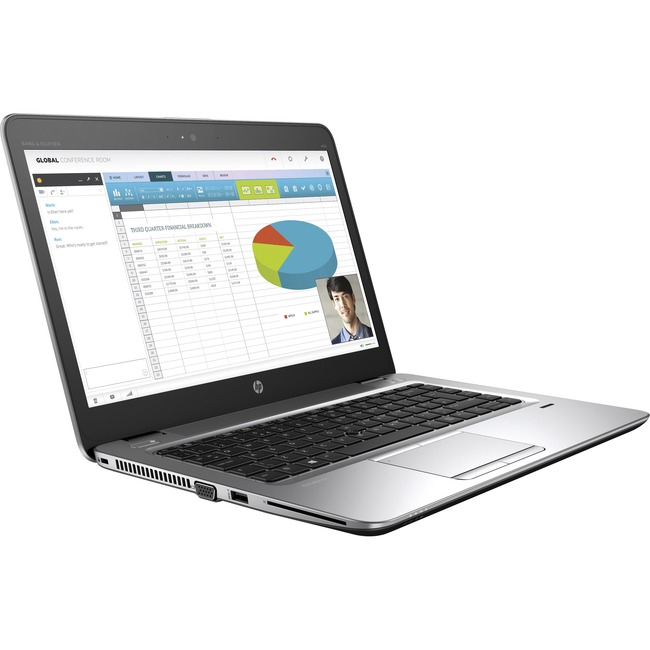 "HP mt42 14"" LCD Thin Client Notebook - AMD A-Series A8-8600B Quad-core (4 Core) 1.60 GHz - 8 GB DDR3L SDRAM - 32 GB SSD"