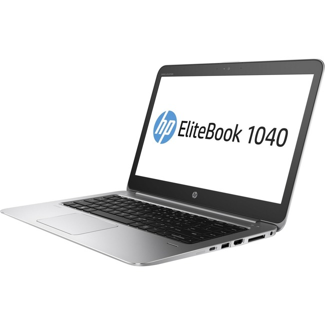 "HP EliteBook 1040 G3 14"" Touchscreen LCD Notebook - Intel Core i7 (6th Gen) i7-6500U Dual-core (2 Core) 2.50 GHz - 8 GB"