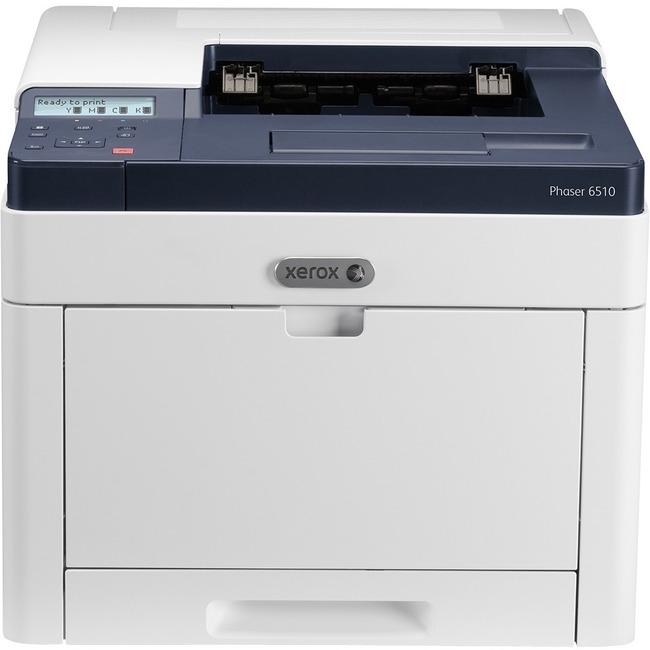 Xerox Phaser 6510/DN Laser Printer   Color   1200 x 2400 dpi Print   Plain Paper Print   Desktop