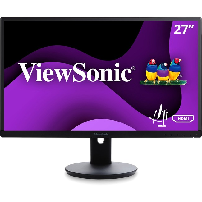 "Viewsonic VG2753 27"" LED LCD Monitor - 16:9 - 14 ms"