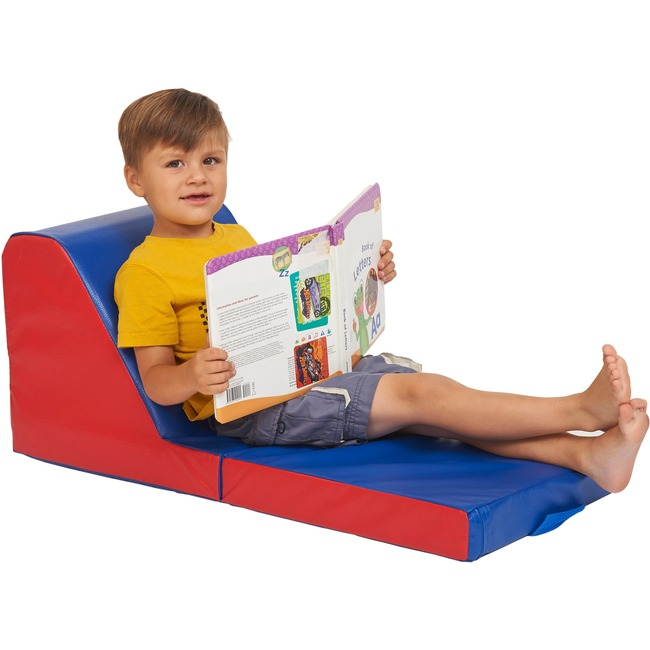 ECR4KIDS 2-pc Carry Me Chaise Lounge
