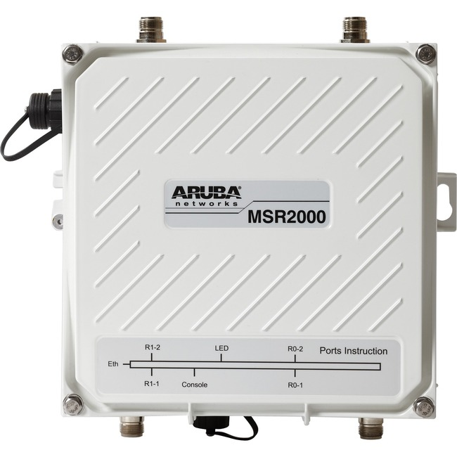 Aruba MSR2000 IEEE 802.11n 300 Mbit/s Wireless Access Point