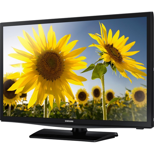 "Samsung 4000 UN24H4000BF 24"" 720p LED-LCD TV - 16:9 - Black"